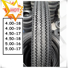 Sawtooth motorcycle tyre 4.00-18 4.00-19 4.50-17 4.50-18 5.00-17