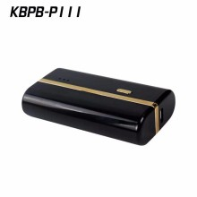 Kingberry 1000mah Emergency portable power bank portable external battery for Iphone for android