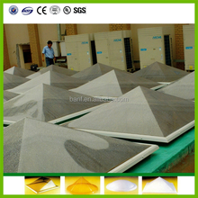 pyramid polycarbonate dome skylight with round frame, high transmission dome skylight