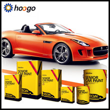 Advanced System Auto Refinishing 2 Pack Paint