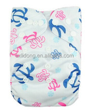 Cloth Baby Nappies Diapers with Inserts Comfort Breathable