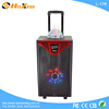 Professional portable speaker,rechargeable speaker,portable bluetooth speaker with fm radio