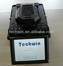 Optics Cable Equipment TCW-605S Chinese Techwin Brand Single Fiber Fusion Splicer