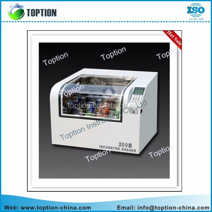 Bench-top Constant Horizontal Rotary Constant Temperature Oven Shaker