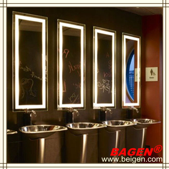 Favorites Compare hotel bathroom lighting fixtures decorative LED mirror,17years supply for hotels
