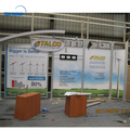 Exhibiition aluminum trade show display fashion exhibition booth STAND