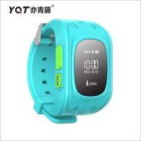 2015 New Arrival Kids GPS Watch Phone Hottest Watch Mobile SIM Card GPS Wrist Watch For Kids
