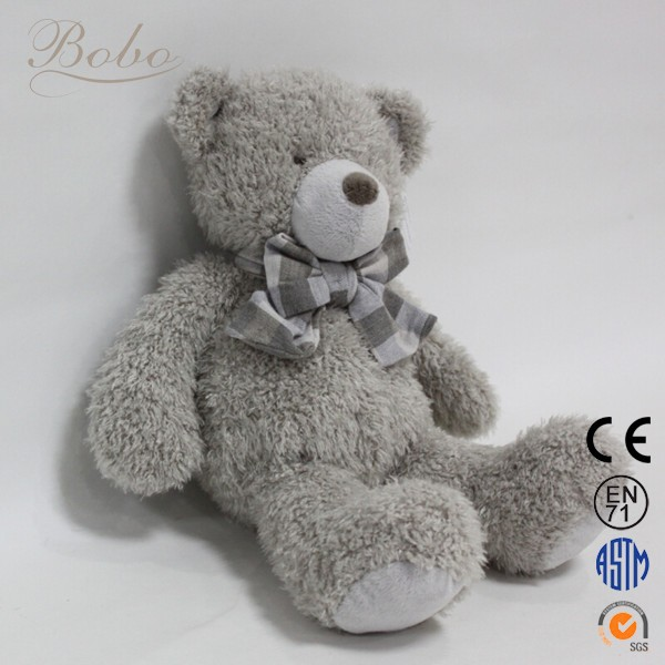 Baby Stuffed Animal Plush Toy Wholesale Baby Teddy Bear with Bow Tie at Alibaba.com