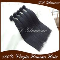 100 Human Hair Grade 7A Virgin Indian Hair, 8A Human Hair Weave, Wholesale Hair Bundles