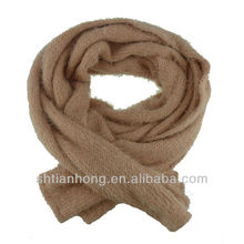 winter fashional feather scarf