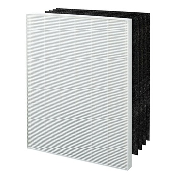 True HEPA & 4 Carbon Filters Replacement Air Purifier Hepa Filter