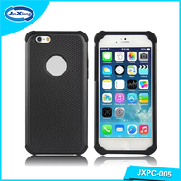 2016 Factory football black mobile phone cover case for iphone 6