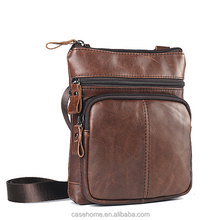 Handmade A3 Leathers land Genuine Leather Multi-Pocket Purse Bag