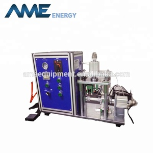 High quality lithium battery equipment for pilot line and lab research