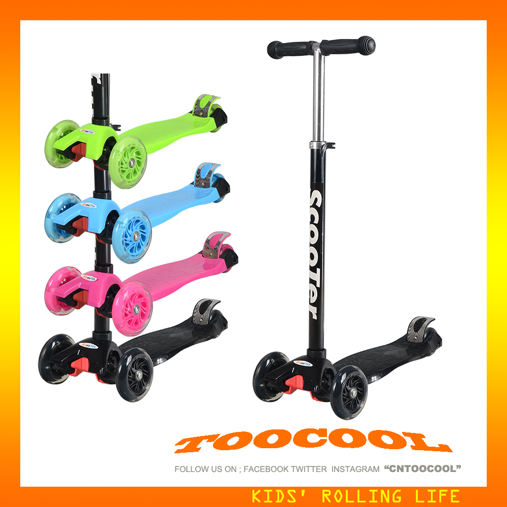 chindren's 3 wheel ride on toy scooters for kids for sale TK01