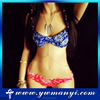 Factory price fashion design punk sexy indian body chain jewelry A0029