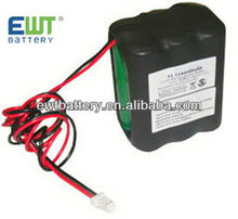 High Capacity 8 x 18650 8.4V 8800mAh Protected Rechargeable lithium ion Battery pack for Bicycle Light or headlamp