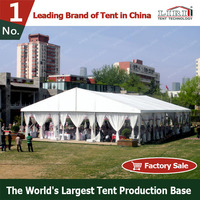 20 x 20 White Marquee Tent for Wedding Event for Sale
