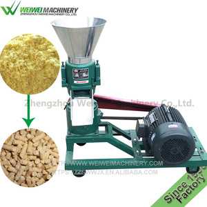 120TYPE Farm use capacity 40-50kg/h 2.2kw andritz poultry cattle feed pellet making mill machine
