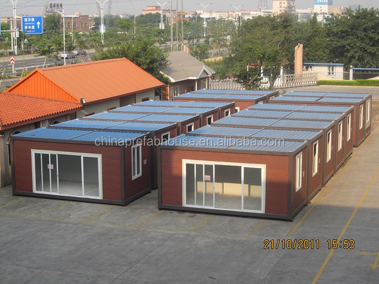 YaoDa prefabricated container house prices in sudan