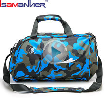 Isamanner best sport gym military duffel bag, trendy teenager military travel bag
