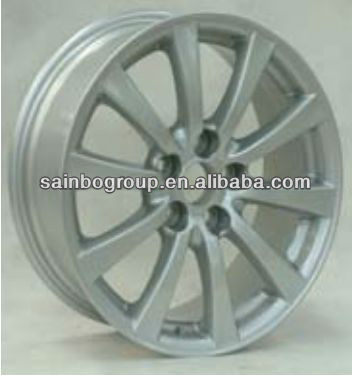 Comfortable And Light Weight Chrome Rims Lexus 666