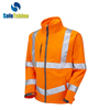 Wearproof Fluo Orange Reflective Safety Equipment