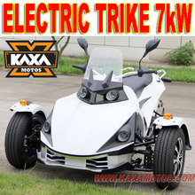 7kW Electric 2 Front Wheel Tricycle