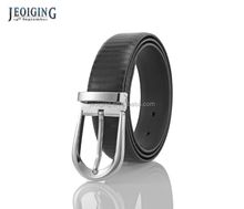 Simple design Unisex belts Retro style business buckle belt for men and women