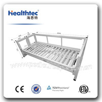 happy night folding l shape sofa cum bunk bed (F138-B)
