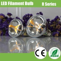 2016 R Series Filament LED Bulb Lighting, LED Filament Lamp for decoration