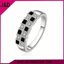 High Quality Ring Jewelry Fashion Zircon Men Rings