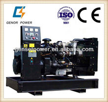 64kw 80kva Diesel Generator With Perkins 1104C-44TG2 Engine