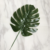 Fake plant realistic home decoration plastic lifelike artificial monstera