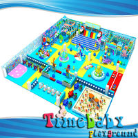 Kids educational equipment Indoor playground for Creative recreation
