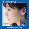 Light Up Decorative Ear Rings Stud For Event Flashing LED Earring