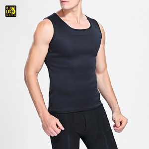 Neoprene Ultra Sweat Clothes Quick Dry Mens Medical Shaping Corset
