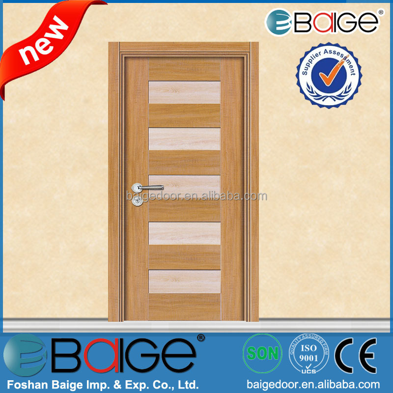 BG-MW9202 Models of Doors to Room / Louver Doors PVC / Commercial Kitchen Swing Doors