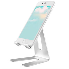 PH3 Universal Mobile Cell Phone Stand Holder Aluminum Alloy Metal Desk Desktop Bracket Holder display For iPhone For iPad