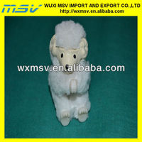7cm animal soft toys lamb