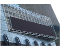 Thin display screen P6 outdoor full color led panel manufacturers led used in
