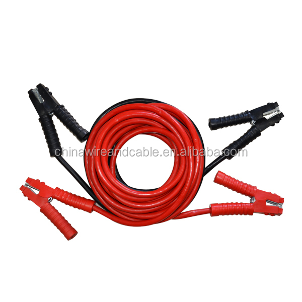W120012 50~600A outdoor jumper leads for car use