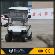 Kingwoo 4 person electric car, cheap golf cart