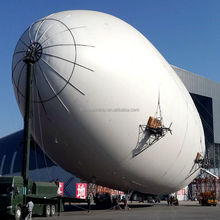 outdoor blimp rc unmanned airship helium zeppelin gaint aircraft for mining and surveillance