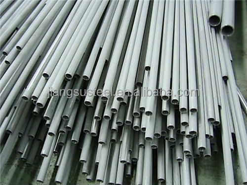 aisi 202 304 321 316 316l stainless steel seamless/welded round pipe with high quality