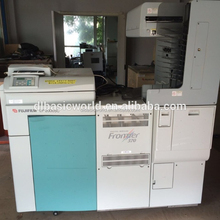 used fuji frontier 370 digital minilab photo machine , reconditioned ,nearly new welcome test machine in china factory