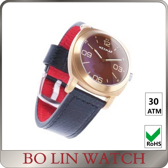Automatic Watch CuSn8 Bronze Case, CuSn8 Bronze Watch Super Luminous, CuSn8 Bronze Watch Mechanical