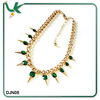 2014 HOT NEW CHAIN NECKLACE,CRYSTAL NECKLACE,FASHION NECKLACE