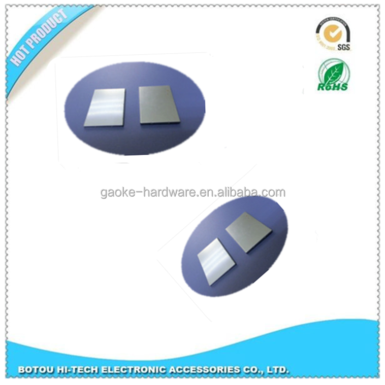 Copper-Nickel-Zinc Alloy shielding clip for PCB shielded effective