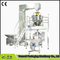 VIP6 High speed automatic nuts/screw/bolt vertical packing machine bag wrapping machine